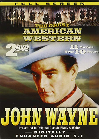 The Great American Western: John Wayne - 11 Film Collection