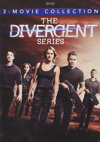 The Divergent Series: 3-Movie Collection