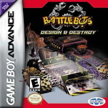 Battlebots: Design & Destroy (Cartridge Only)