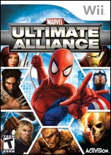 Marvel: Ultimate Alliance (Complete)