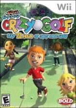 Kidz Sports: Crazy Golf (Brand New)