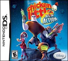Chicken Little: Ace In Action (Game Only)