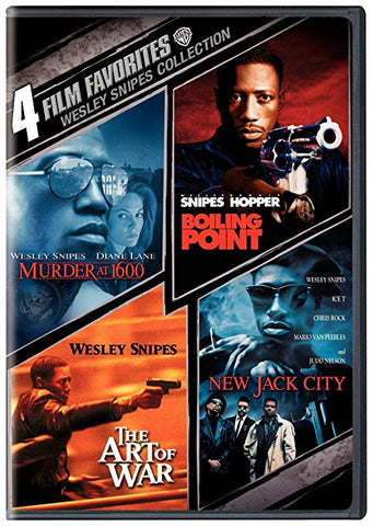 Murder At 1600 / Boiling Point / The Art of War / New Jack City