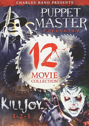Puppet Master & Killjoy: 12 Film Collection