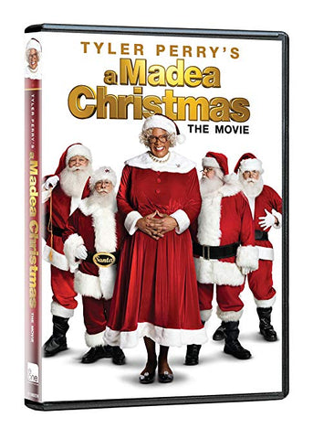 A Madea Christmas: The Movie