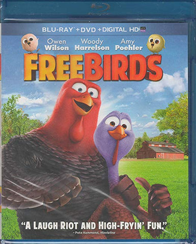 Freebirds (Blu-Ray/DVD)