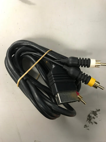 Original XBOX A/V Cable (Used)