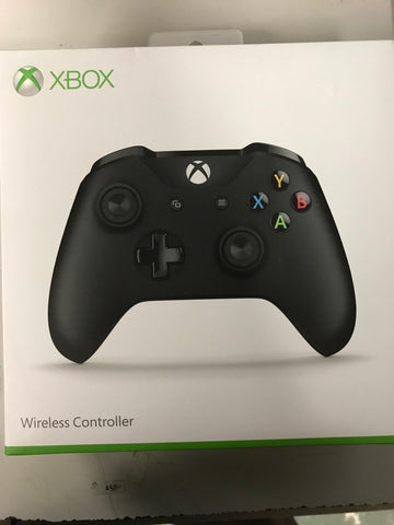 Microsoft XBOX One Controller - Black