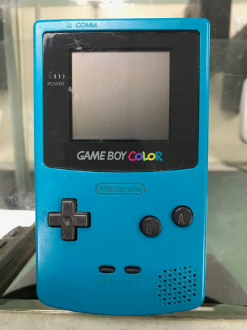 Nintendo Gameboy Color (Teal)