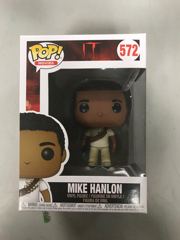 IT S2 Funko Pop! - Mike Hanlon