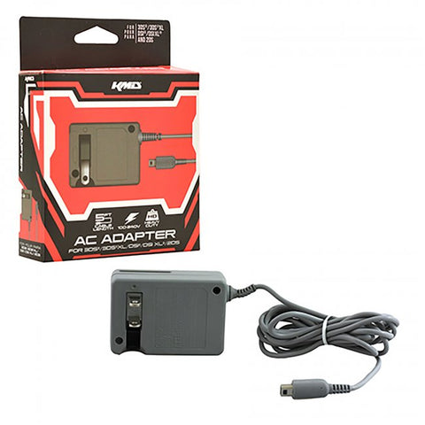 KMD 3DS/3DSXL/2DS/DSi/DSiXL Charger (New)