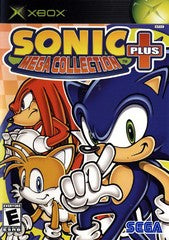 Sonic: Mega Collection Plus (Complete)