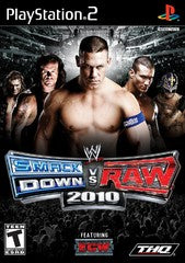 WWE Smackdown Vs. Raw 2010 (No Manual)