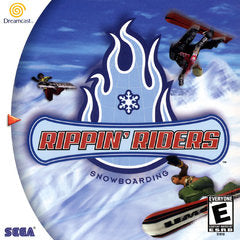 Rippin' Riders Snowboarding (Complete)