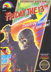 Friday the 13th (Cartridge Only)