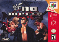 WWF No Mercy (Cartridge Only)