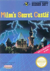 Milon's Secret Castle (Cartridge Only)