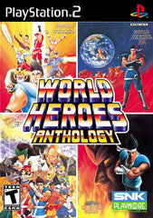 World Heroes Anthology (Complete)