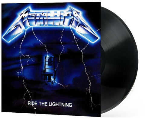 Metallica - Ride The Lightning (New)