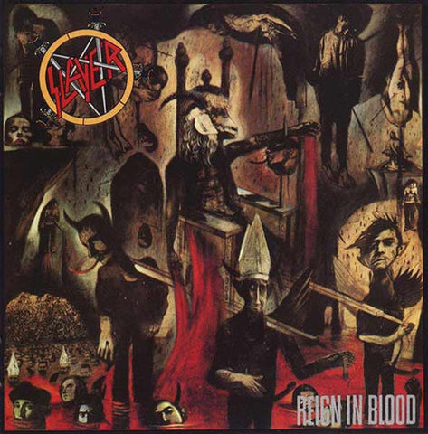 Slayer - Reign In Blood (New)