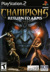 Champions: Return to Arms (No Manual)