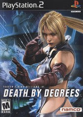 Death By Degrees (Disc Only)