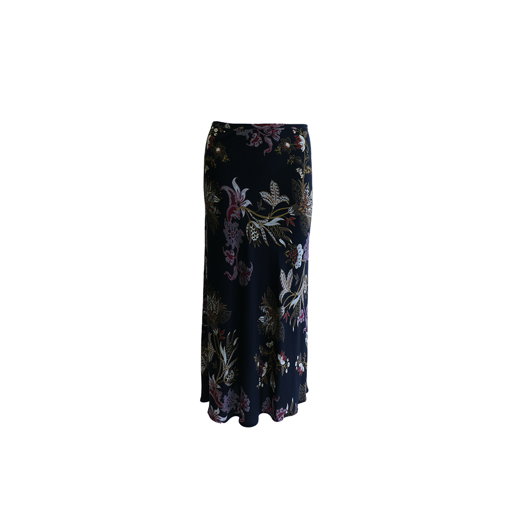 Botanical Maxi Skirt