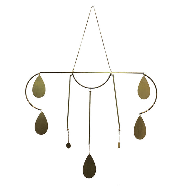 Brass Wall Hanging