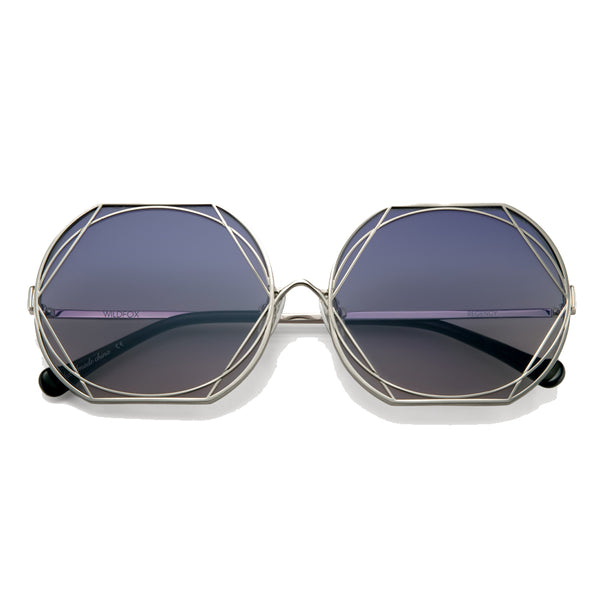 Silver Regency Sunglasses