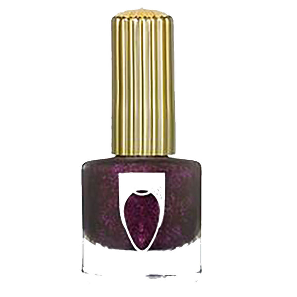 Purple Glitter Cruelty Free Vegan Nailpolish
