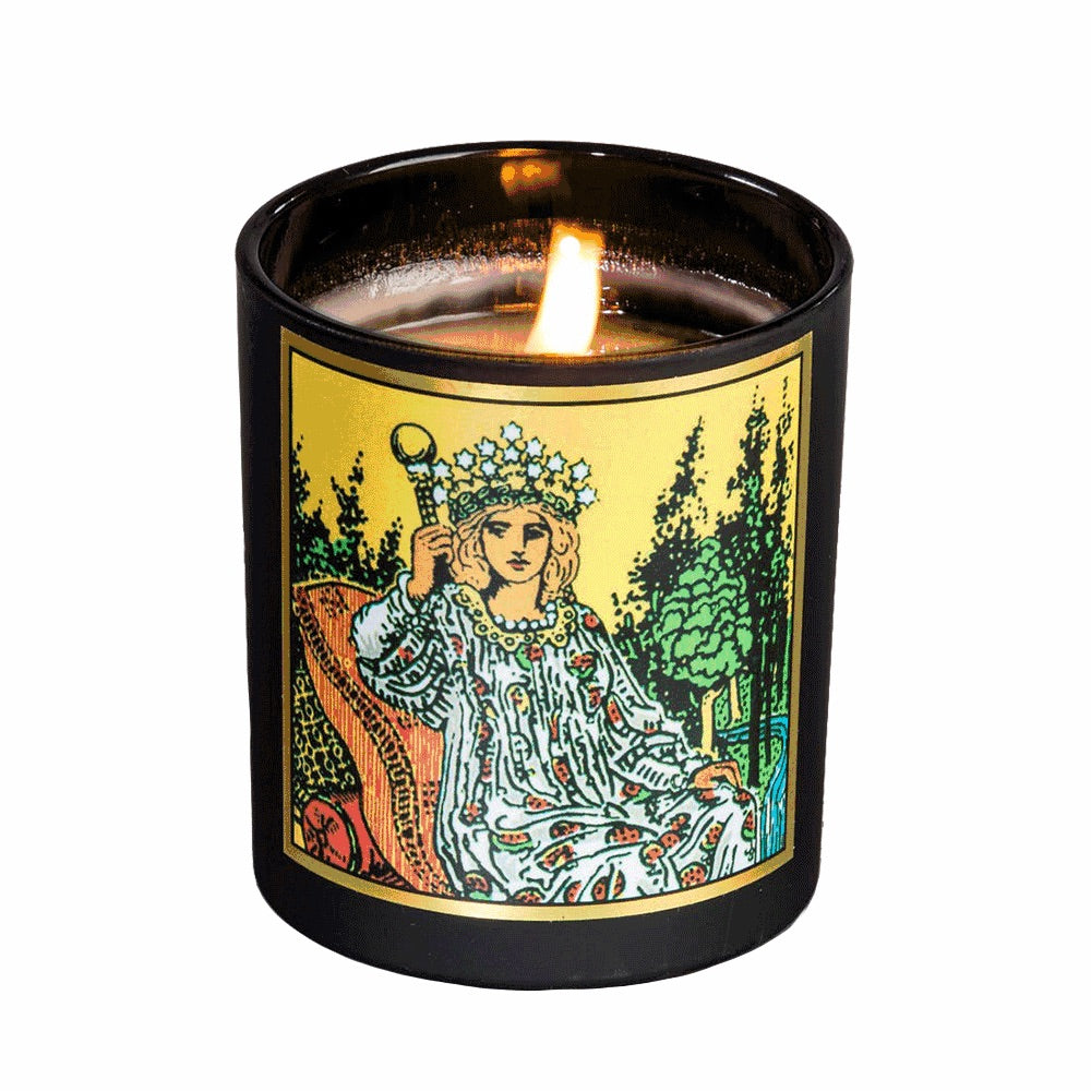 Empress Tarot Candle