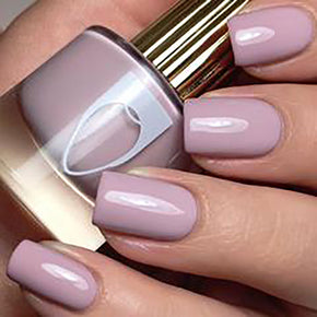 Flossgloss Palazzo pleasures dusty creme plum nailpolish cruelty free