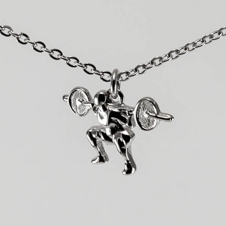 Deadlift Charm