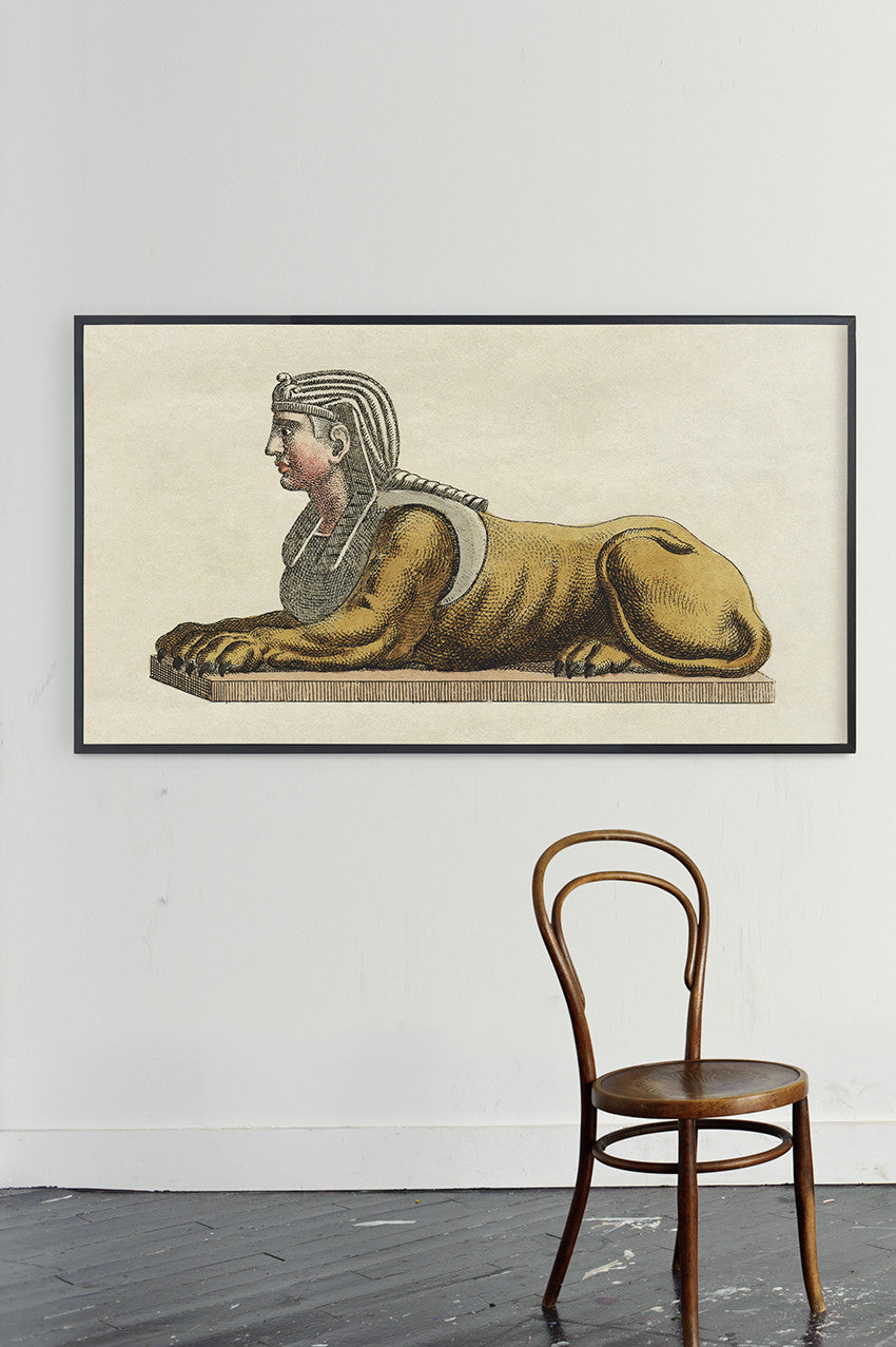 18th Century Sphinx
