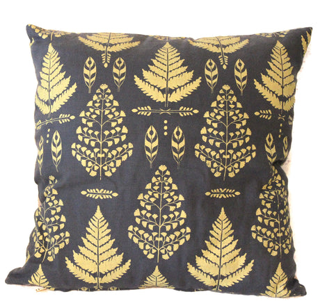 fern 16x16 pillow cover