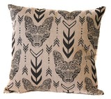 fox 16x16 pillow cover
