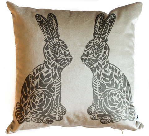 rabbit rabbit set of 2 pillow shams