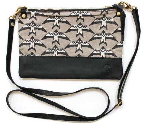 stoic bird townie cross body