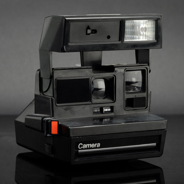 Birth of the 600 Camera: The Original Engineering Prototype from 1980