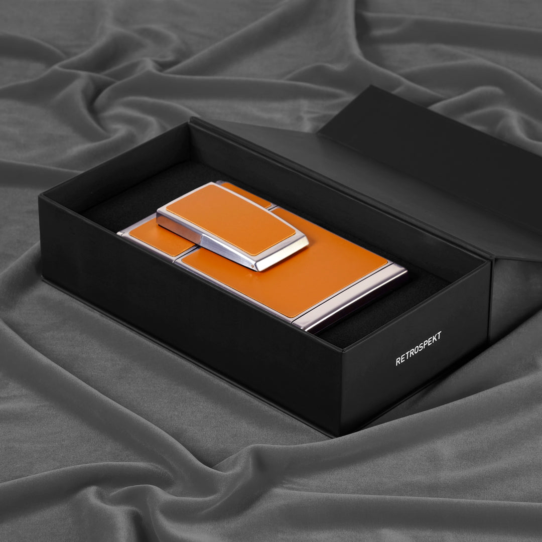 Polaroid folding camera box