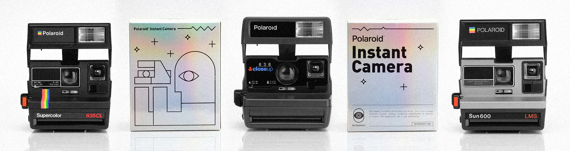 Packaged Cameras