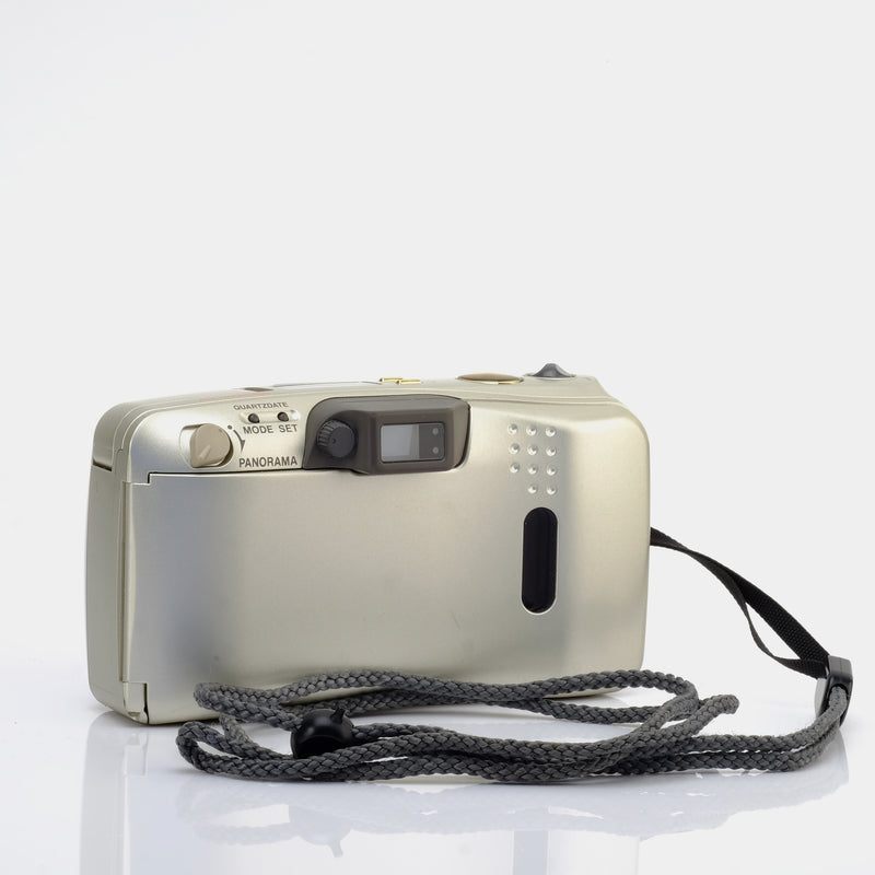 Olympus ∞ Infinity Stylus Zoom 140 Deluxe 35mm Point and Shoot Film Camera