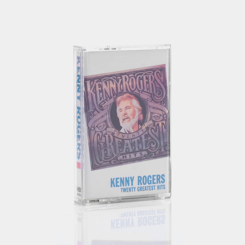 Kenny Rogers - Twenty Greatest Hits (1983) Cassette Tape