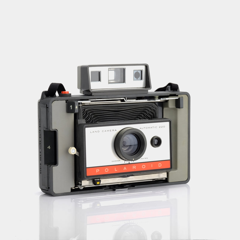 Polaroid 220 Packfilm Land Camera