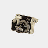 Instax 210 300 Wide Camera Enamel Pin