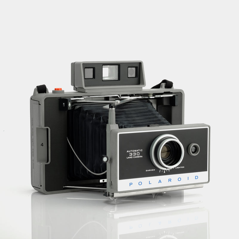 Polaroid 330 Packfilm Land Camera