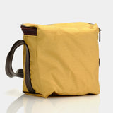 "Polaroid Canvas Bag - Gold ""Check This Out"""