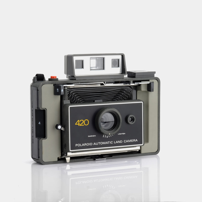 Polaroid Model 420 Packfilm Land Camera