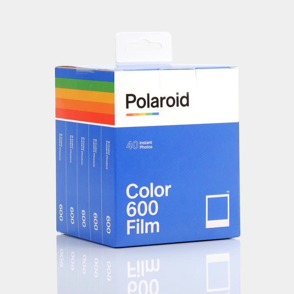 Polaroid 600 Color Film Party Pack