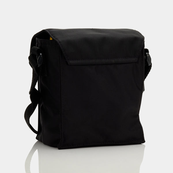 Polaroid Black Tab Logo Instant Camera Bag